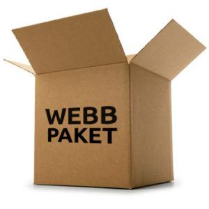 webbpaket